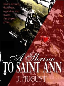 Cover to A Shrine to Saint Ann