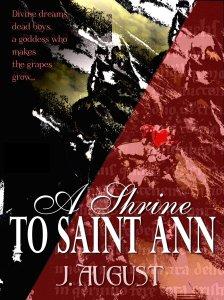Cover to A Shrine to Saint Ann