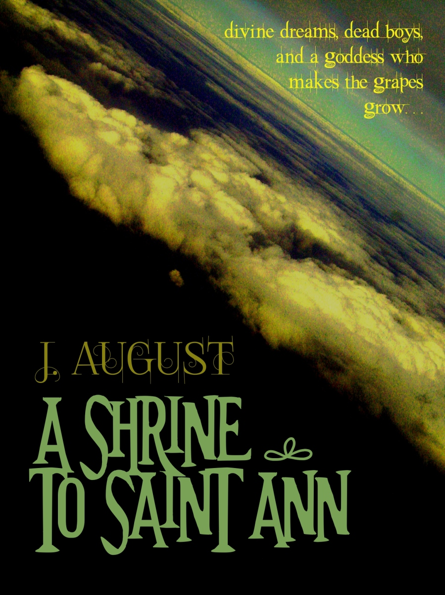 Cover to A Shrine to Saint Ann (Ver. 2)