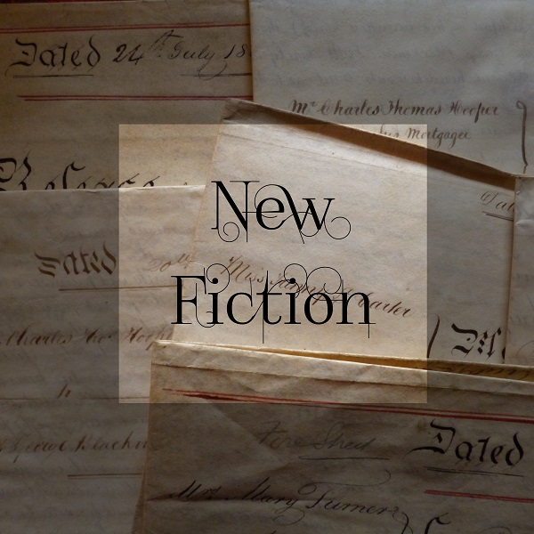 Announcement! New fiction available!